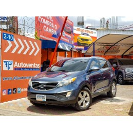 KIA SPORTAGE LX AWD M.2012