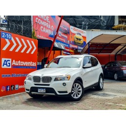 BMW X3 XDRIVE 28i 4WD M.2014