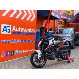 KTM DUKE 250 DE AGENCIA M.2020