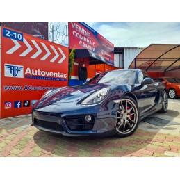 Porsche Cayman de Agencia...